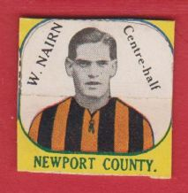Newport County Billy Nairn